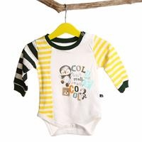 Martin Baby Long Sleeve Bodysuit
