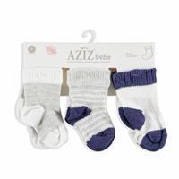Bebek 3'Lü Çorap