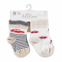 Bebek 2'Li Çorap