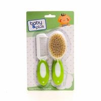 Baby Natural Brush&Comb Set