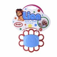 Baby Sheep and Lion Rattle
