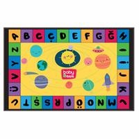 Baby Alphabet Playing Game Rug