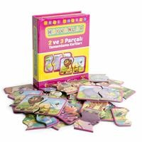 Pre-school Educational Animals Flash Cards
