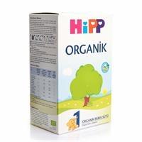 1 Organik Bebek Sütü 800 gr