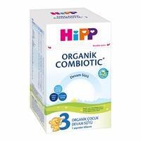3 Organic Combiotic Baby Milk 800 g