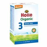 Organic Baby Follow-on Milk 3 600 gr