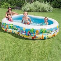 Paradise Pool 262x160x46 cm