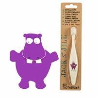 Baby Hippo BIO Toothbrush