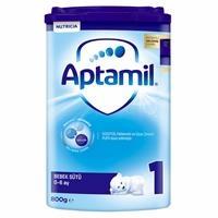 Yeni Aptamil 1 Akıllı Kutu Bebek Sütü 800 gr 0-6 Ay