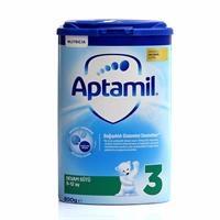 Yeni Aptamil 3 Akıllı Kutu Devam Sütü 800 gr 9-12 Ay
