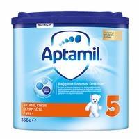 Yeni Aptamil 5 Akıllı Kutu Çocuk Devam Sütü 350 g