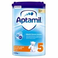 Yeni Aptamil 5 Akıllı Kutu Çocuk Devam Sütü 800 g