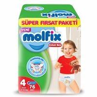 Külot Bez Maxi Süper Fırsat Paketi 76 Adet