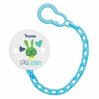 Bunny&Indian Baby Soother Chain Holder