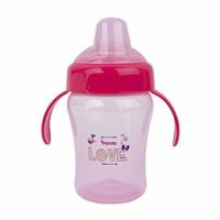 Love Sippy Cup Baby Glass