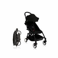 Baby Stroller Black - Black