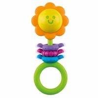 Rattle Daisy Teether