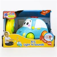 Lighted Mini Car
