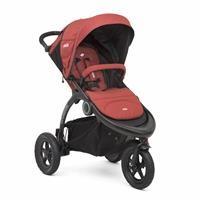 Crosster Baby Stroller - Rust