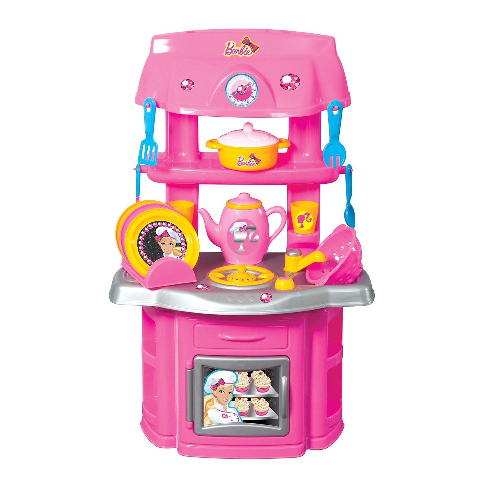Dede barbie chef kitchen set