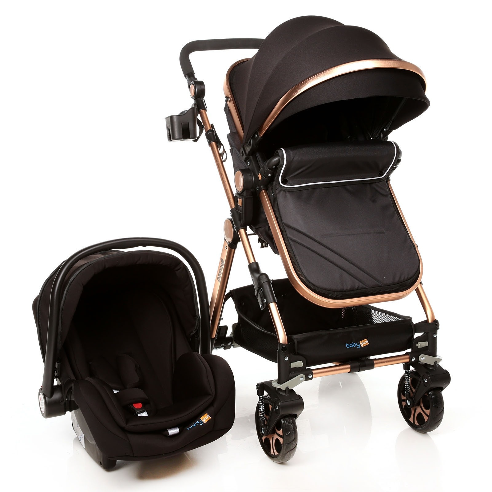 Baby Plus Canyon Travel Sistem Bebek Arabasi V2
