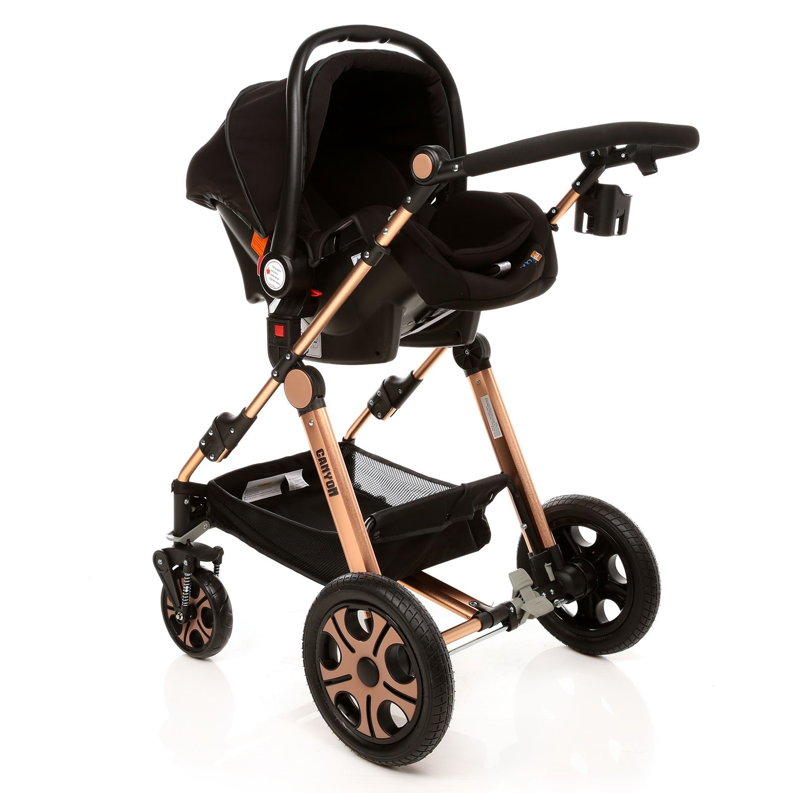Babyplus Canyon Travel Sistem Bebek Arabası V2
