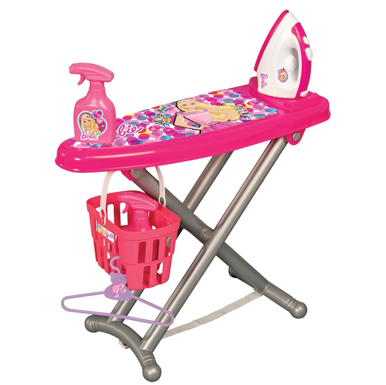 Barbie Bebek Oyuncak Utu Seti