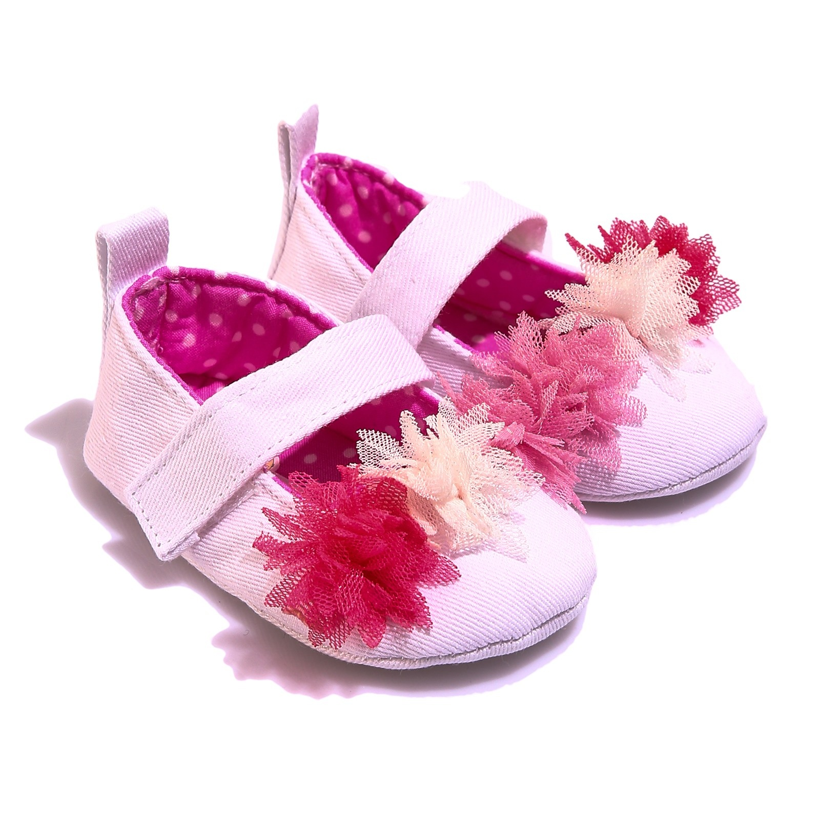First Step Summer Baby Girl Shoes