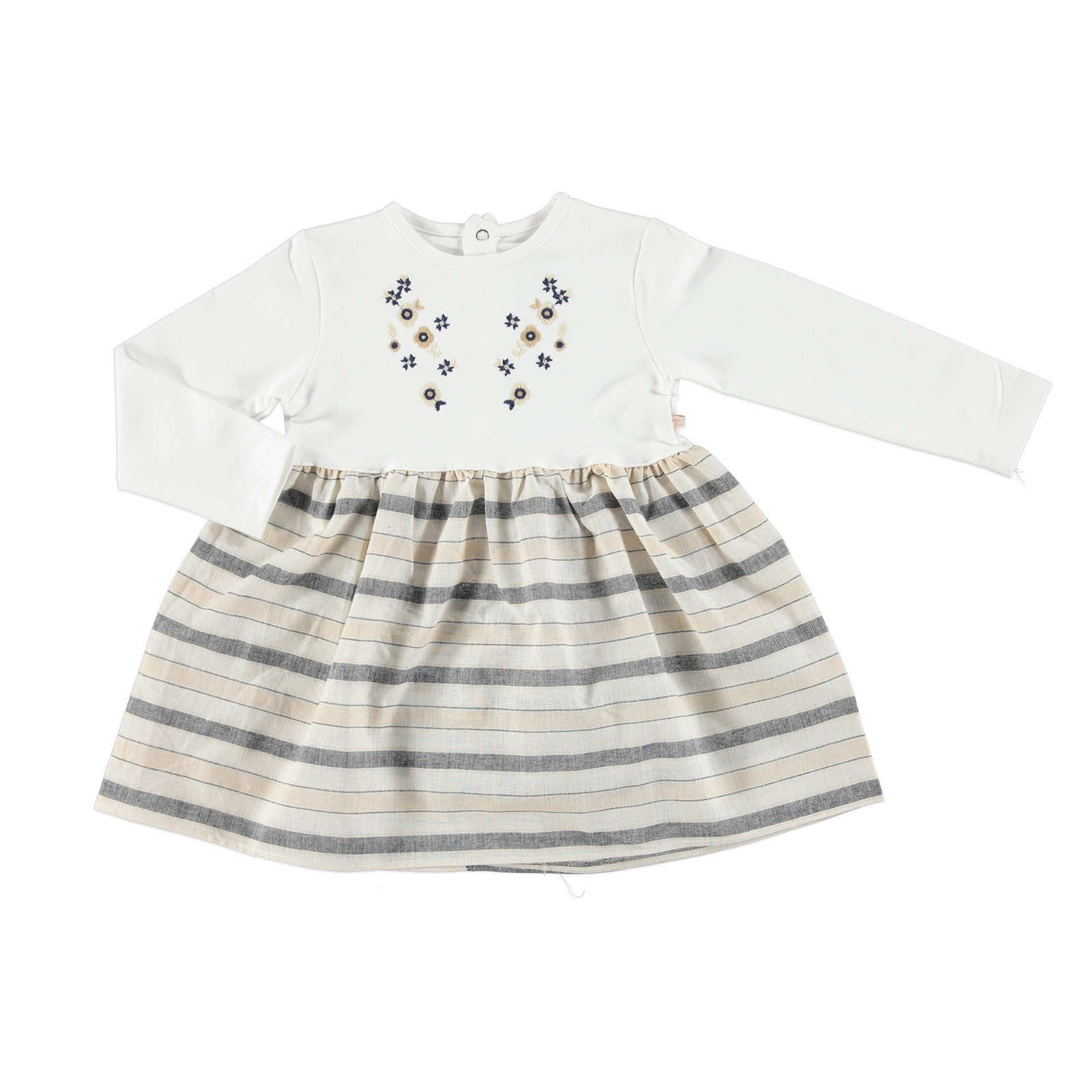 Dress in babycord size 4-5 years