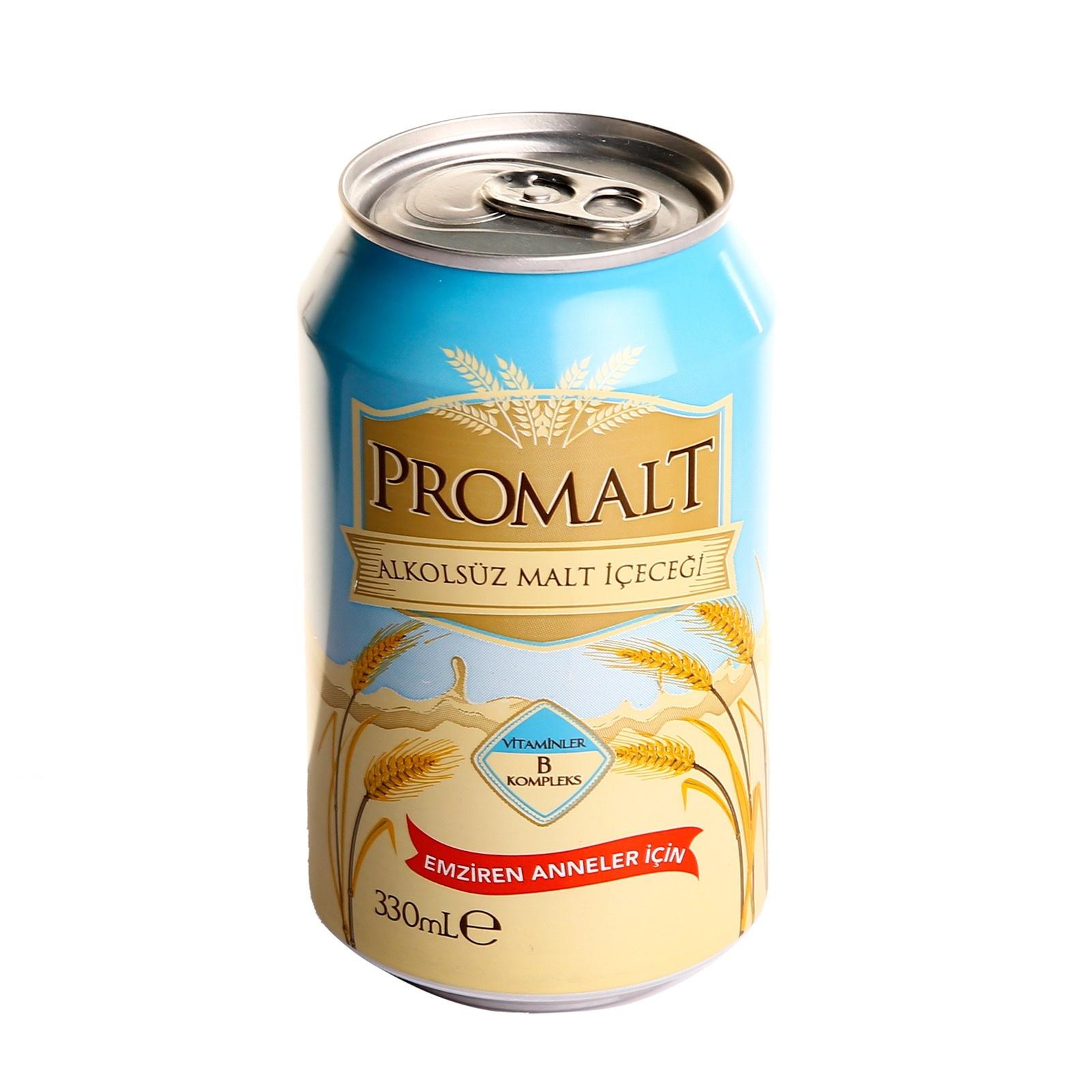 Promalt Alkolsüz Malt İçeceği Ürün Resmi