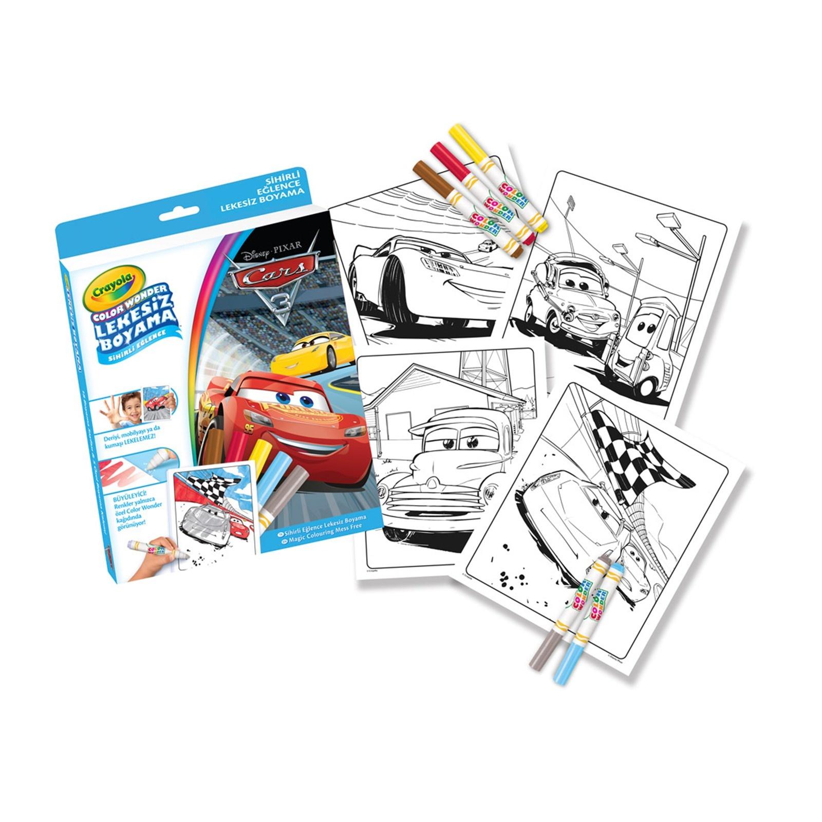 Crayola Color Wonder Cars