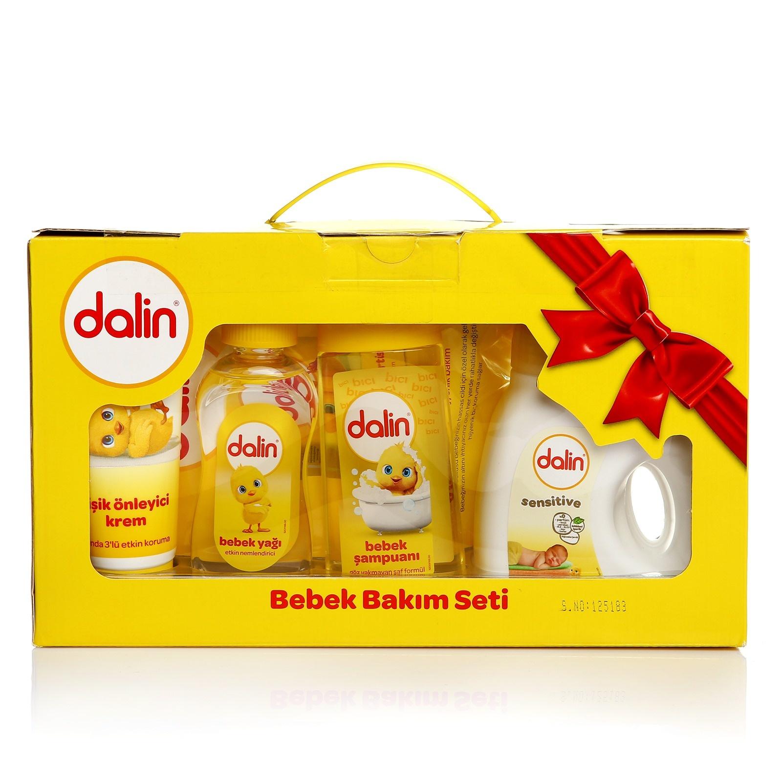 Dalin Gift Set Klasik 6 Adet