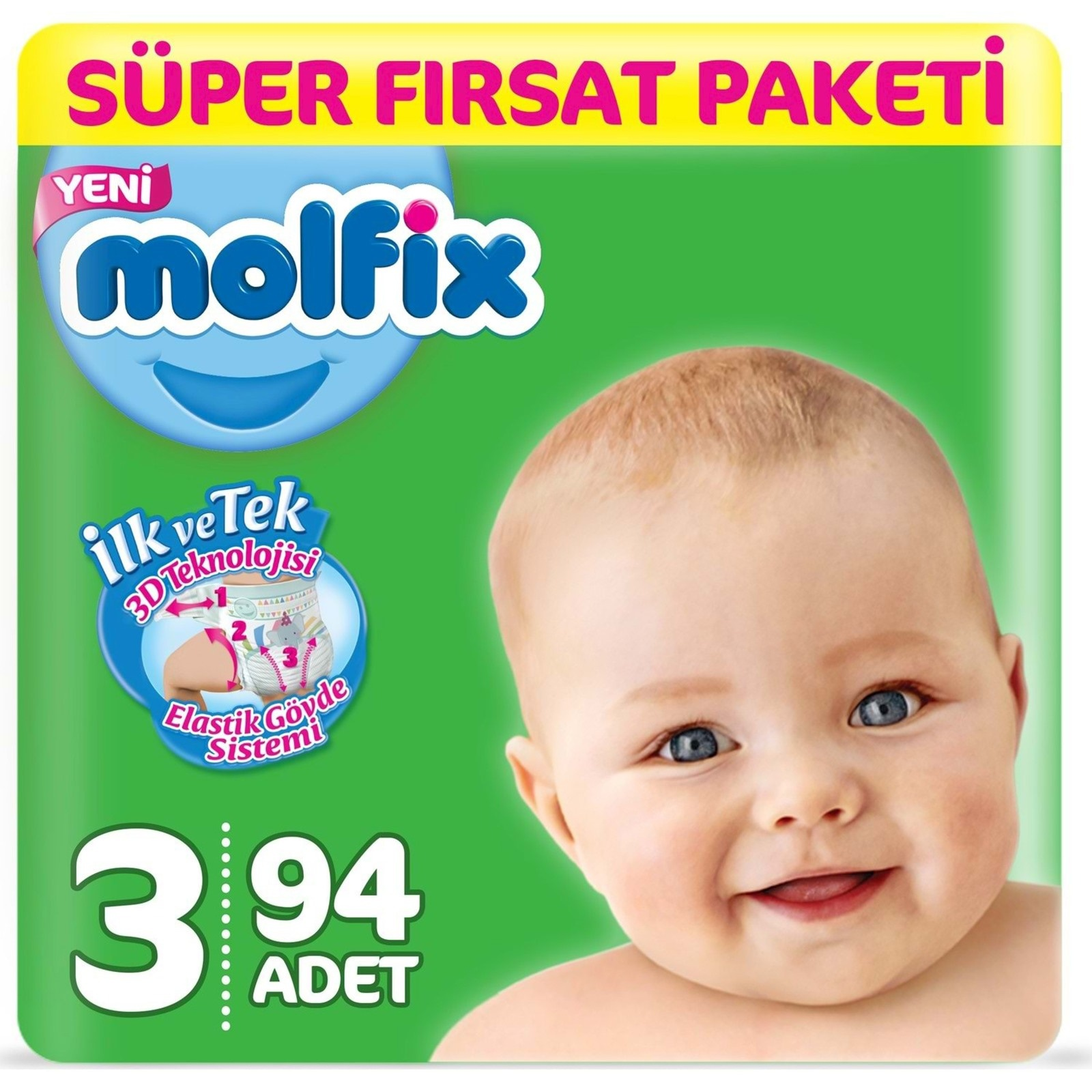 Diapers Molfiks: reviews, manufacturer 1