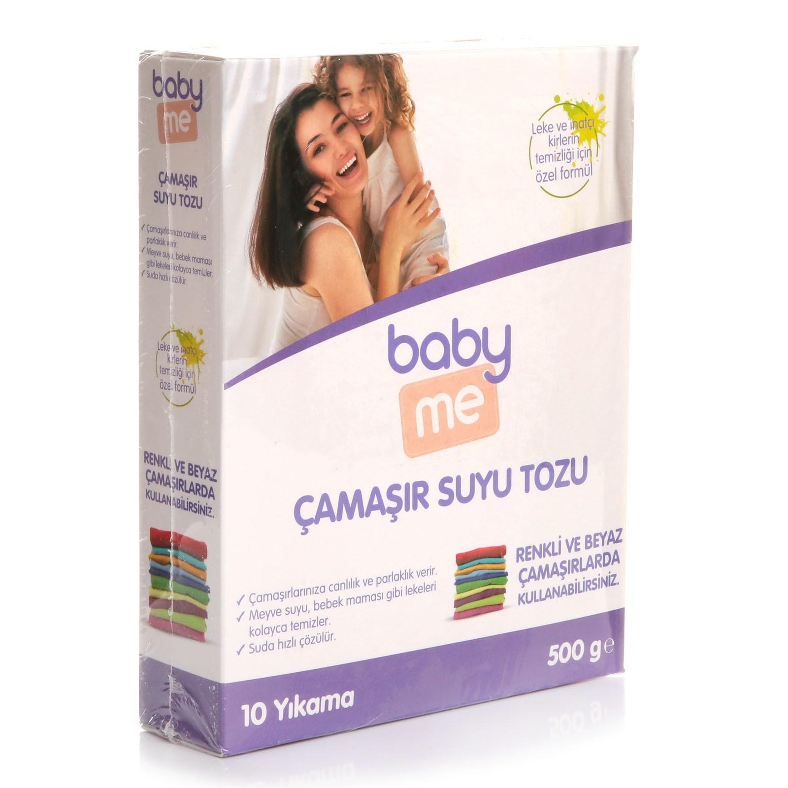 Bebek tozu: kullanım talimatları