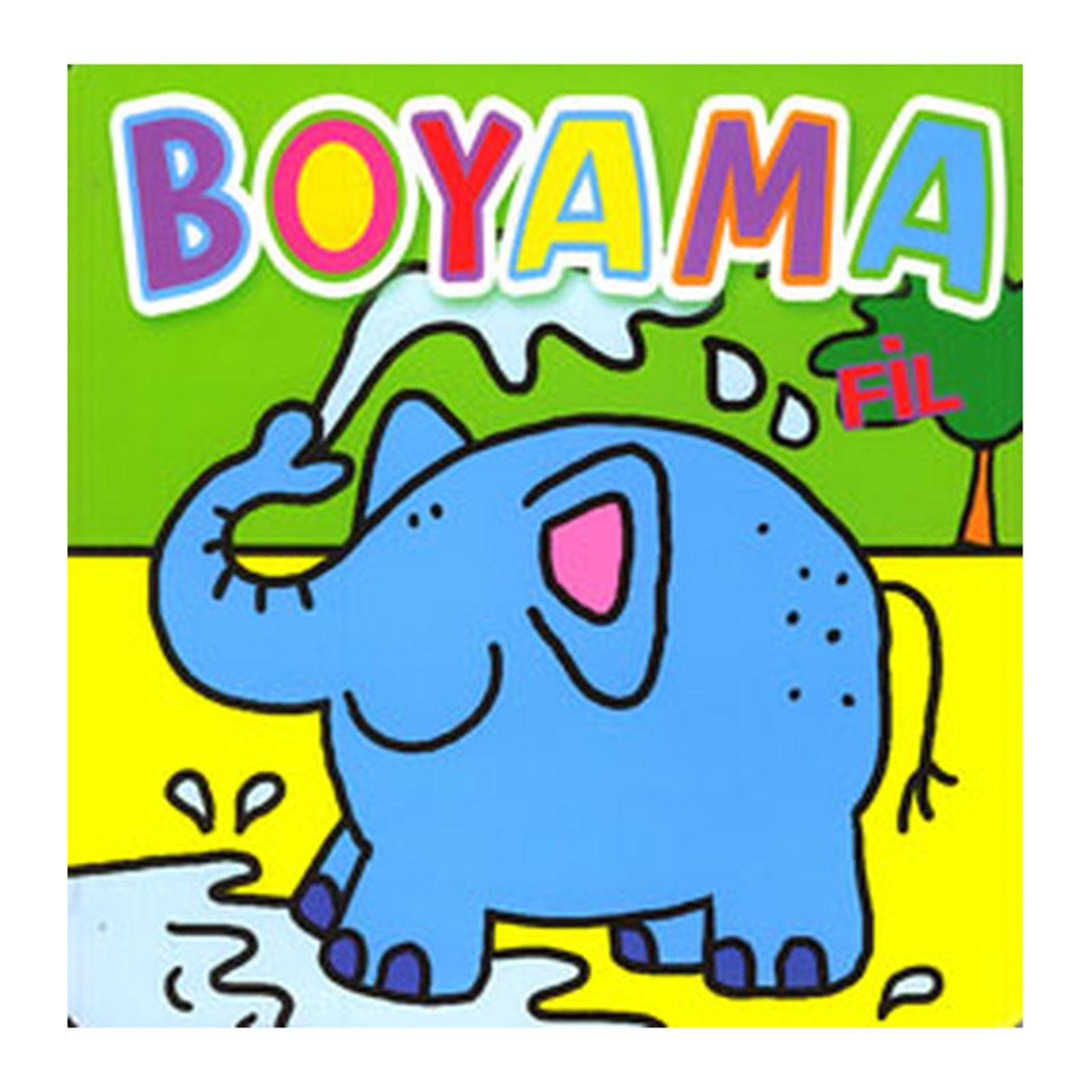 Net Boyama Kitabi Fil