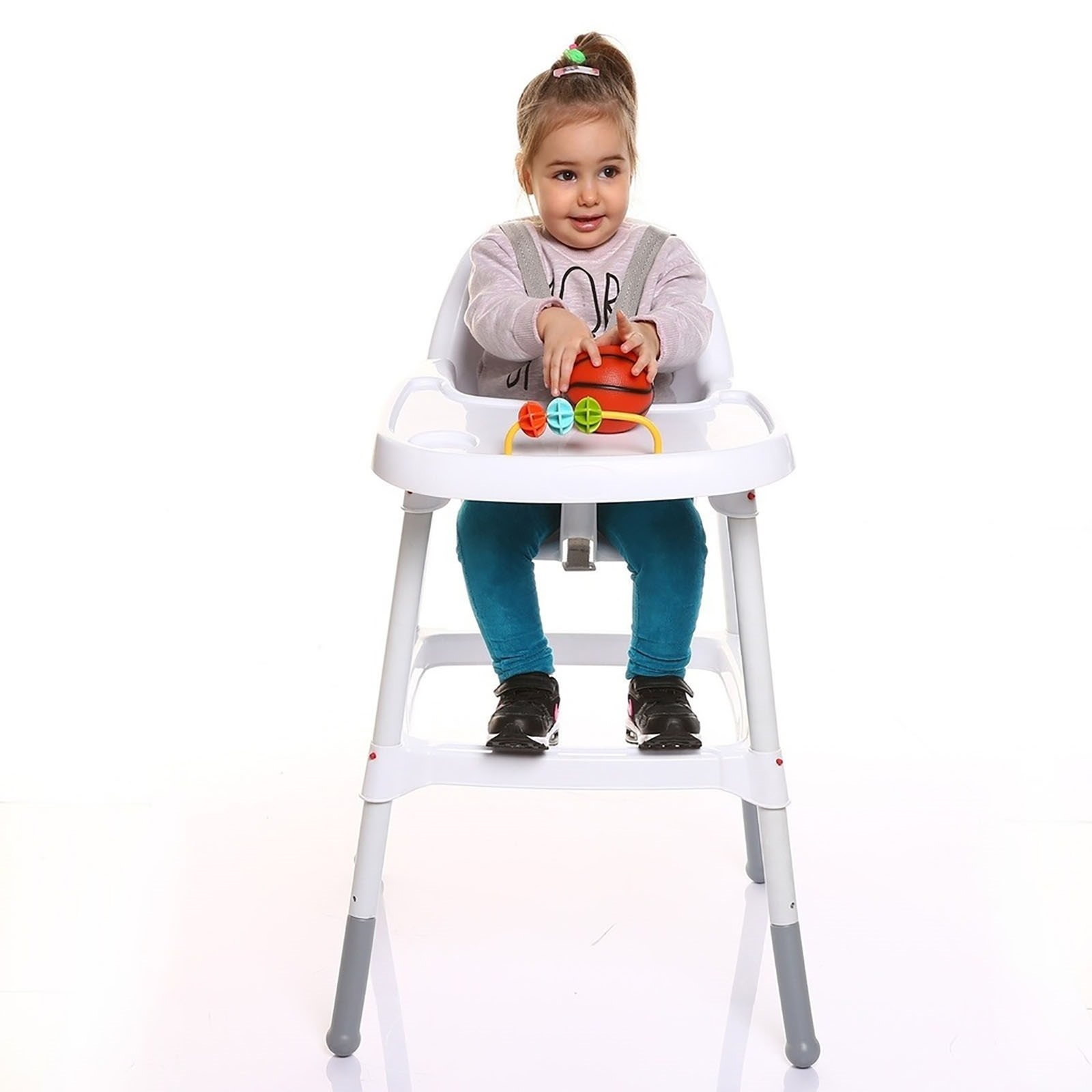 Baby Plus Diny High Chair With Toys