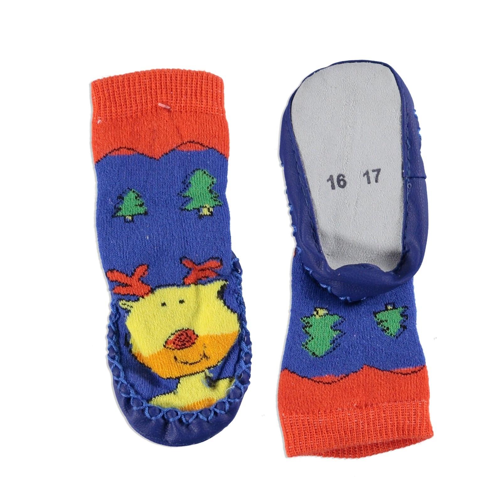 Geyik Bebek Çarık Çorap