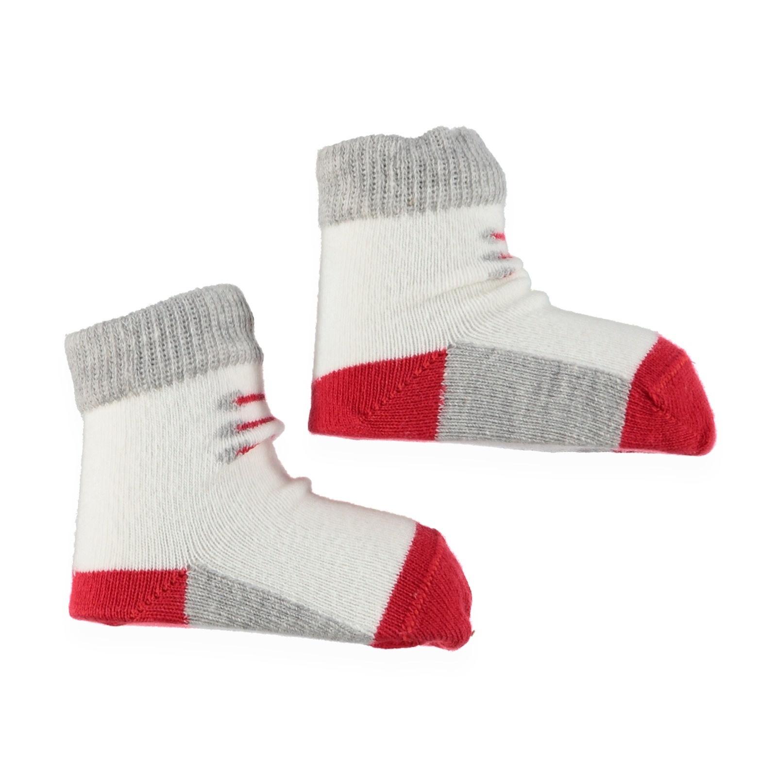 Bebek Kalıplı Çorap