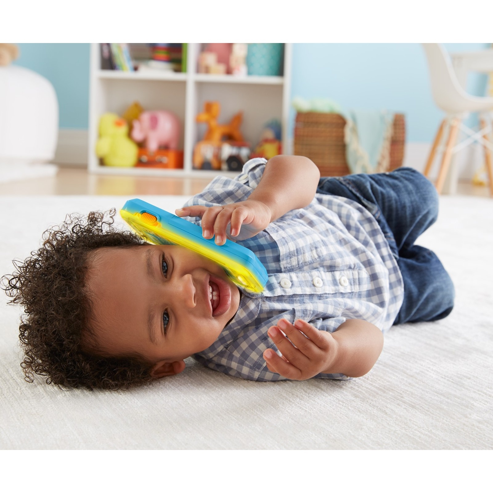 Fisher Price Laugh And Learn Smart Phone Turkish